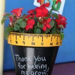 Thanks for Helping Me Grow {Teacher Gifts}