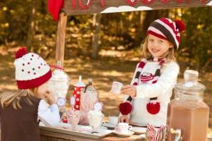 Warm & Toasty…A Hot Cocoa Party