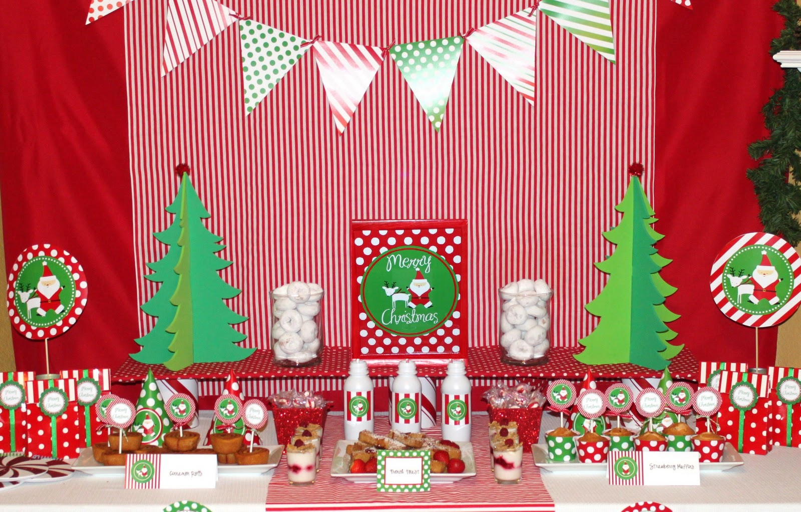 Kids christmas party decorations - Kids Christmas Party Decorations 16