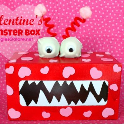 Valentine's Day Box Idea