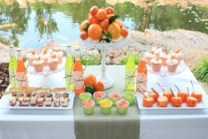 Citrus Dinner Party