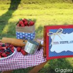Red, White and Pie 4th of July Party