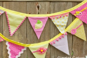 Lemonade Stand Banner_Giggles Galore