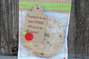 One Smart Cookie Teacher Gifts