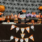 Spooktacular Halloween Spider Party