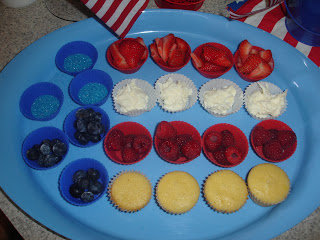 Muffin Tin Monday – 4th of July