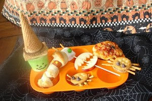 Muffin Tin Monday- Halloween