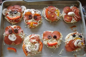 Muffin Tin Monday -Faces