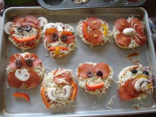 Muffin Tin Monday -Faces