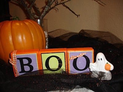 Boo! & Eek! Blocks