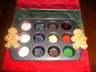 Muffin Tin Monday – Christmas Breakfast