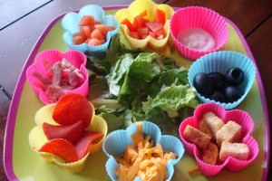 Muffin Tin Monday – Leftovers
