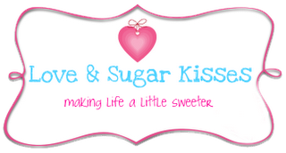 Guest Posting on Love & Sugar Kisses {Bubbly Cauldron}