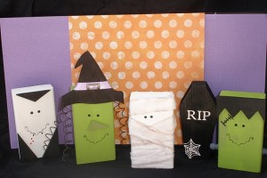 Halloween Projects {Re-cap}