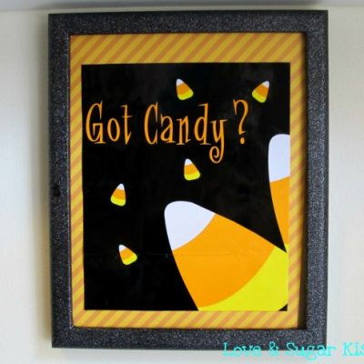 Got Candy? {Guest Posts}