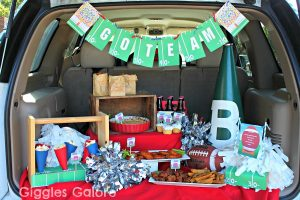 Game Day Tailgate Party