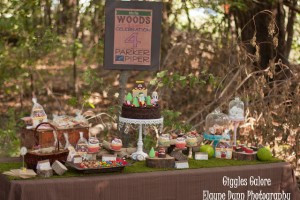 Hansel+and+Gretel+Dessert+Table