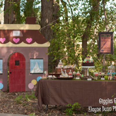 Hansel and Gretel Birthday Party