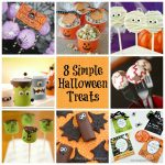 8 Simple Halloween Treats