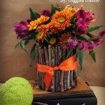 Twig Vase Tutorial