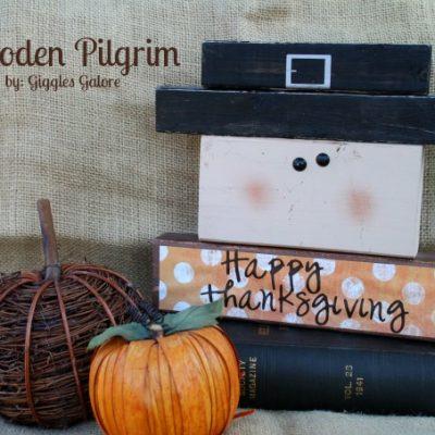 Wooden Pilgrim