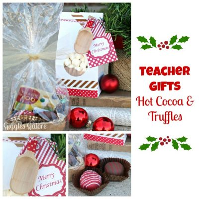 Hot Cocoa & Truffles