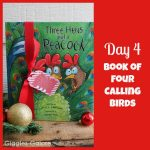 12 Days of Christmas Service: {Day 4} Four Calling Birds