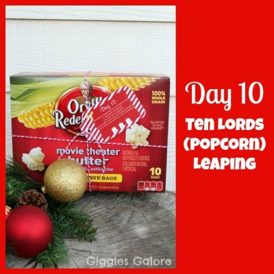 12 Days of Christmas Service {Day 10} Ten Lords A Leaping