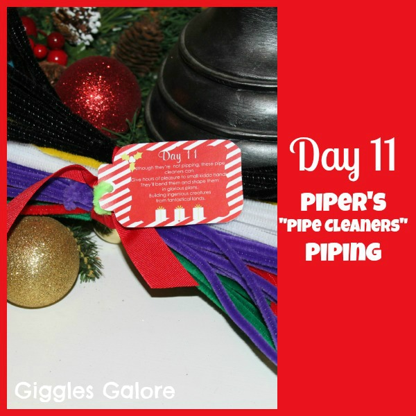 Day 11 pipers piping giggles galore2