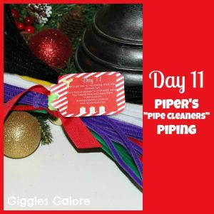 Day 11 pipers piping giggles galore3