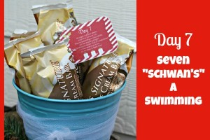 Day 7_Seven Schwan's Swimming_Giggles Galore