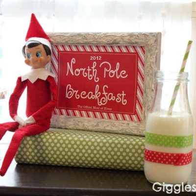 North Pole Breakfast 2012