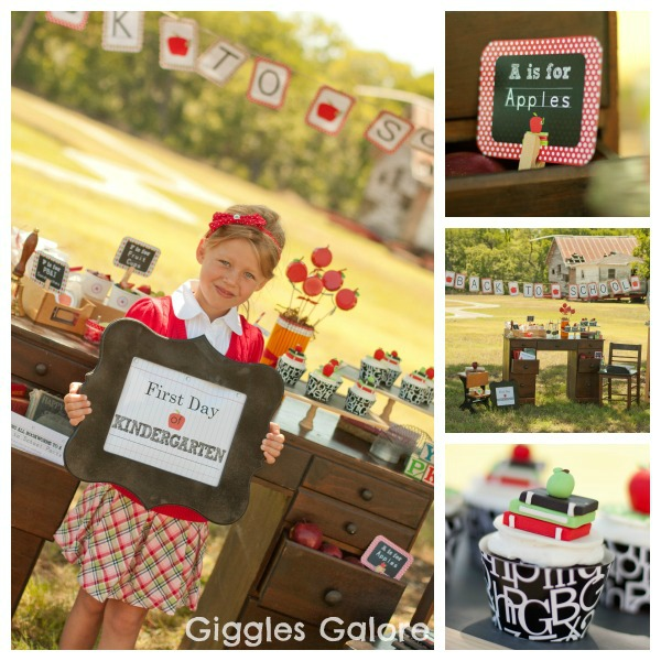 Back to School Kindergarten Party_GG