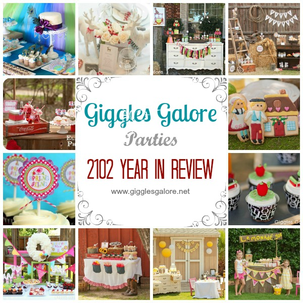 Giggles galore 2012 year in review