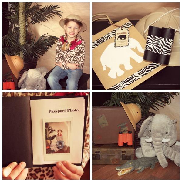 Safari passport photos and photo booth