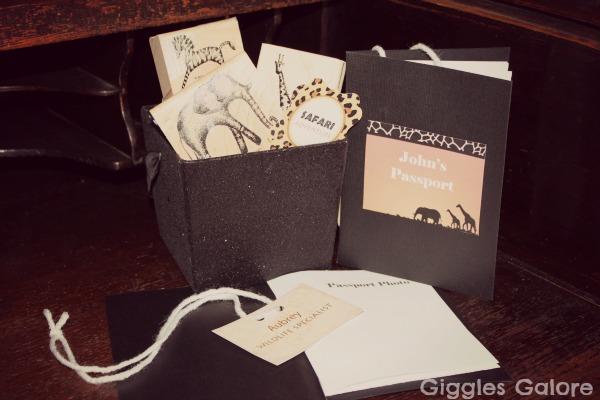 Safari passports