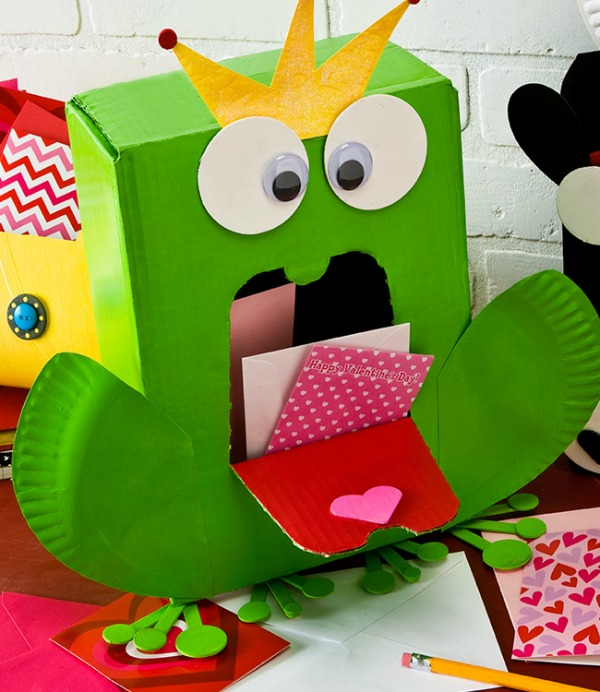 How To Decorate A Valentine Box Unique 60 Valentine Box Ideas Giggles Galore