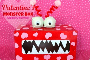 Valentine's Monster Box