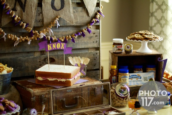 Pbj party peanut butter and jelly bar31