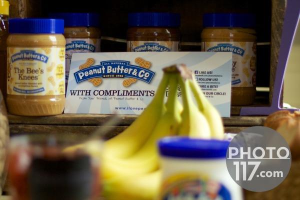 Pbj party peanut butter