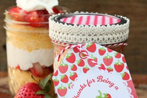 Berry Sweet Teacher Appreciation Gift