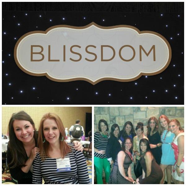 Blissdom friends