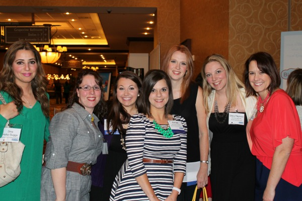 Blissdom girls