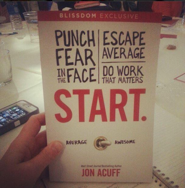 Jon acuff book