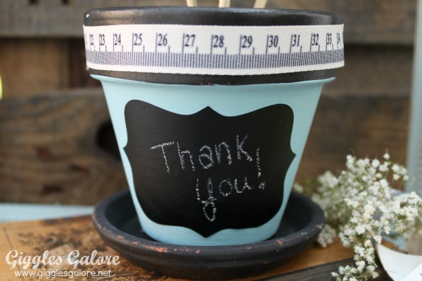 Teacher appreciation gift flower seeds