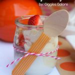 Cinnamon Yogurt Parfaits