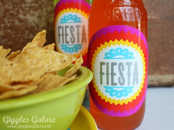 Fiesta drinks