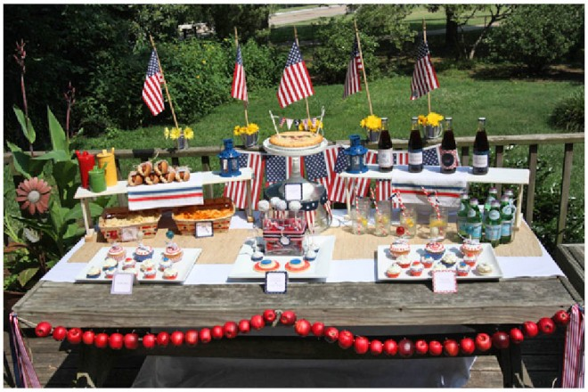 Patriotic red white and blue party ideas 2 e1306181693813