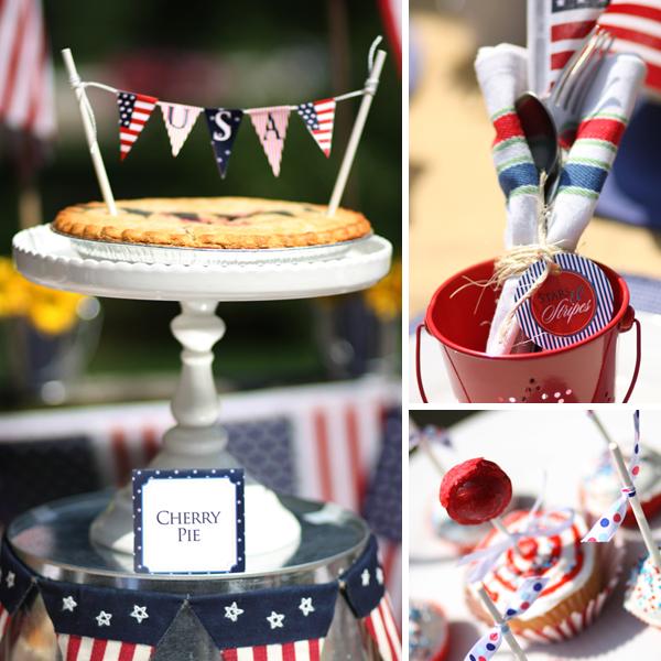 Pie favor cake
