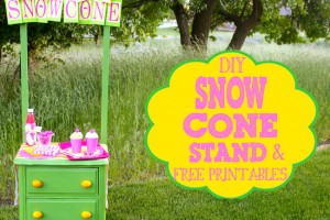 DIY-Snow-Cone-Stand